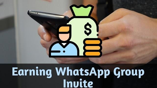 Online earning whatsapp group links  2021