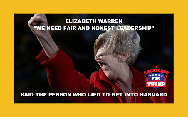 "Memes: Elizabeth Warren ""We need fair and honest leadership"""