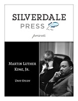 Martin Luther King, Jr. Unit Study Cover