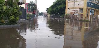 Kinshasa : il pleut... une de plus