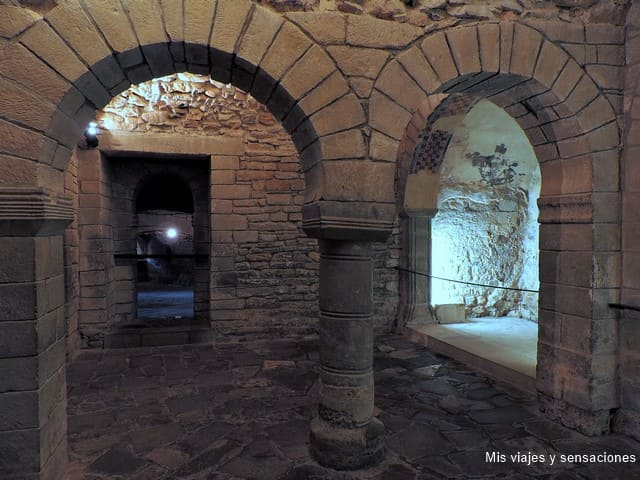 Monasterio de San Juan de la Peña, Jaca