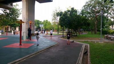 タイの公園