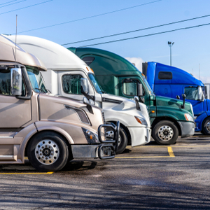 Trucking businesses utilitze payroll solutions for small business to help them manage a small number of employees.
