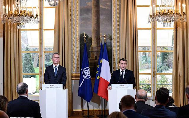 ΝΑΤΟ: Ο Μακρόν προσκρούει στη γερμανική αδράνεια