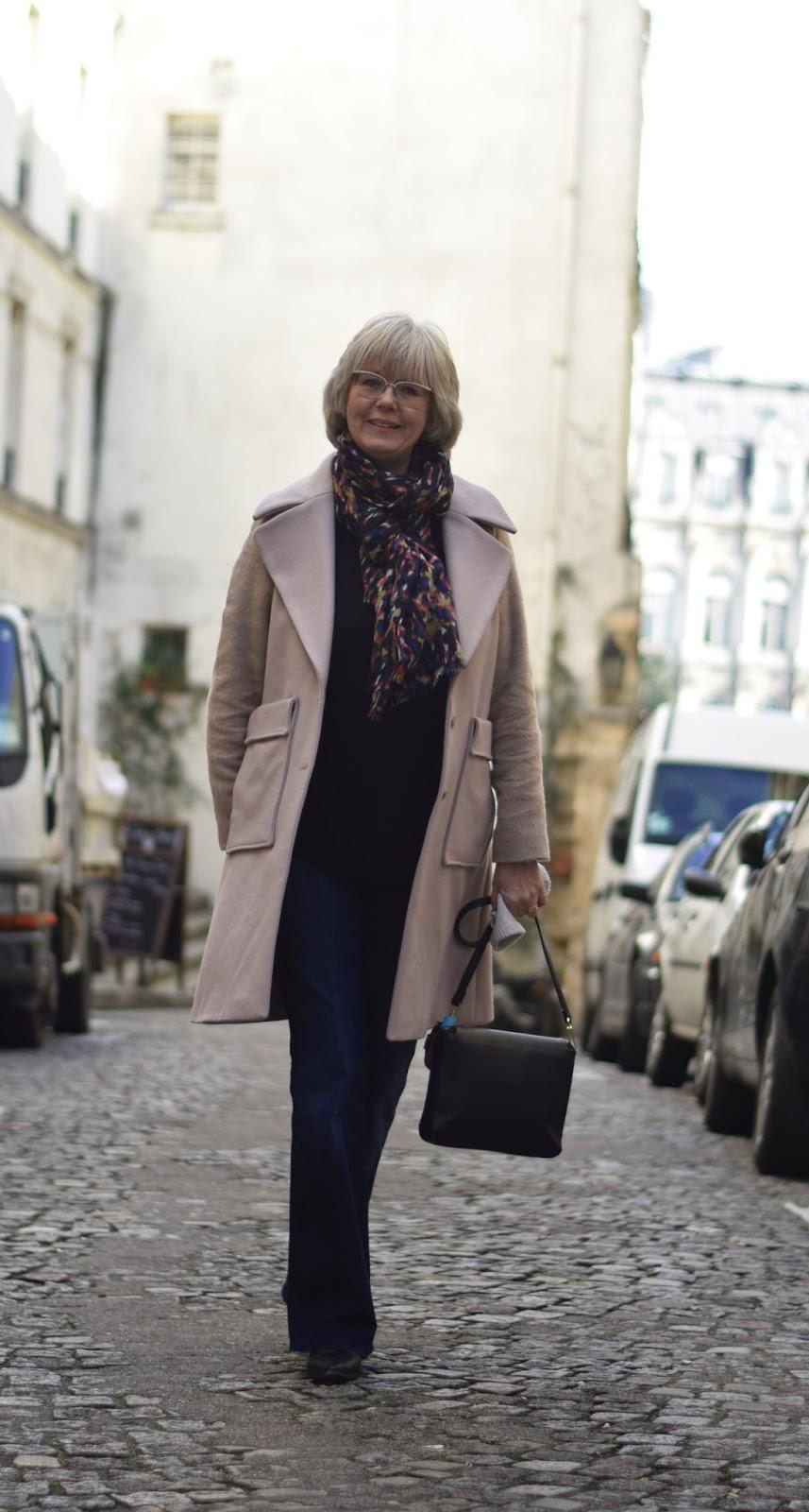 Paris fashion outfit
