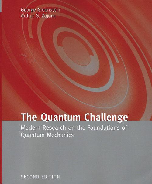 "Excellent book on foundations of quantum mechanics (Source: G. Greenstein & A. Zajonk, ""The Quantum Challenge"")"