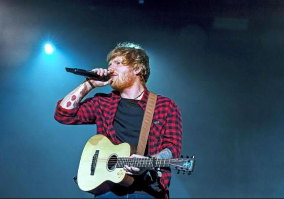 Ed Sheeran leads Spotify's Most-Streamed Artists of 2017  (Full List)