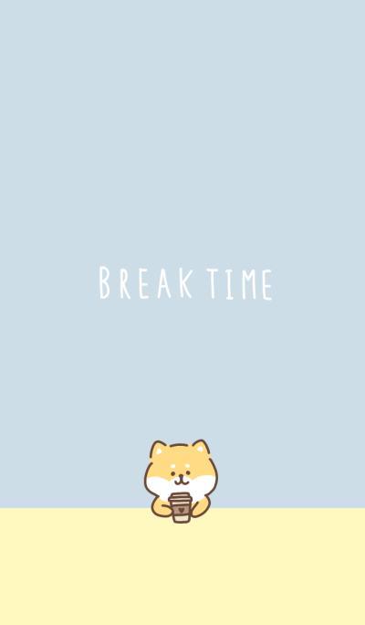 break time shibainu 2
