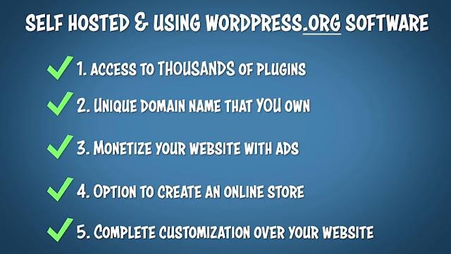 Benefits of using wordpress in hindi