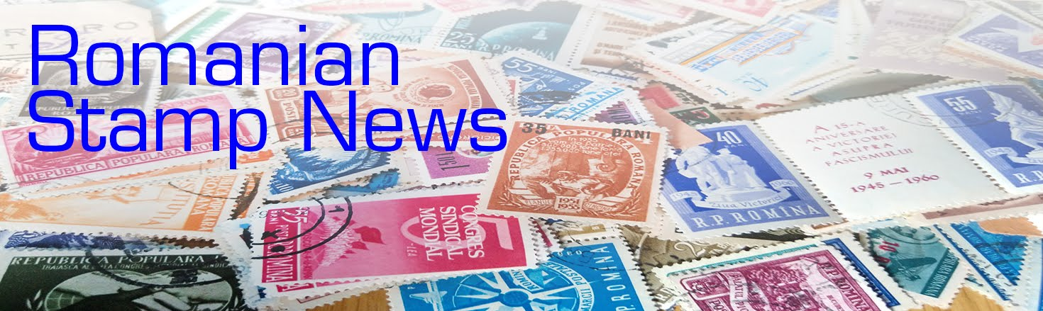 Romanian Stamp News