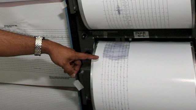 Σεισμός 4,1 Ρίχτερ τα μεσάνυχτα στον Πύργο