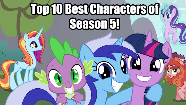 The Top 10 Best New Characters of My Little Pony Season 5