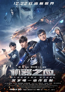 Download Film dan Movie Bleeding Steel (2017) Subtitle Indonesia