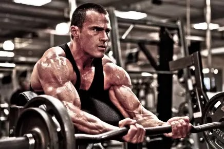 What does focus have to do with bodybuilding success?