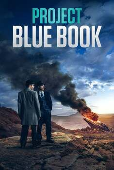 Project Blue Book 2ª Temporada Torrent - WEB-DL 720p/1080p Dual Áudio