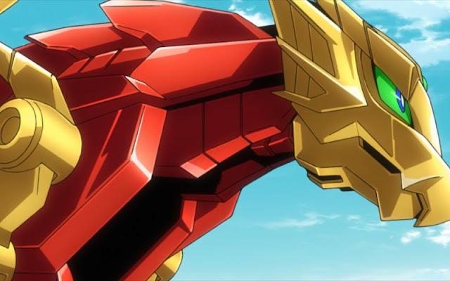 Gundam Build Divers Re:Rise (Episode 05) Subtitle Indonesia