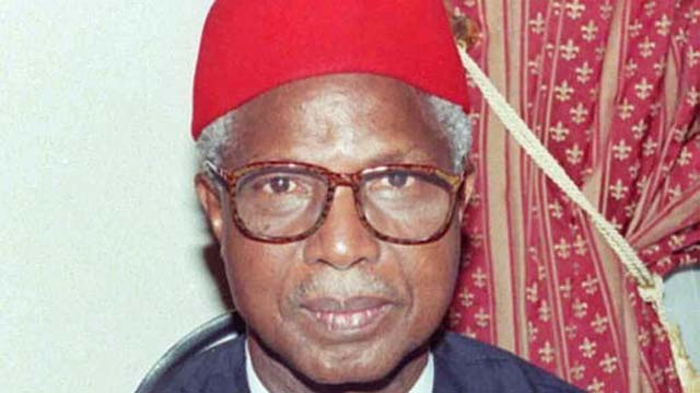 Alex Ekwueme died - October 21, 1932 - November 19, 2017