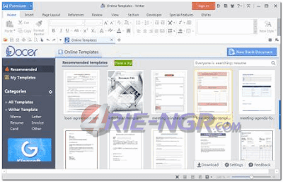 WPS Office 2016 Premium 10.2.0.5845 Full Version