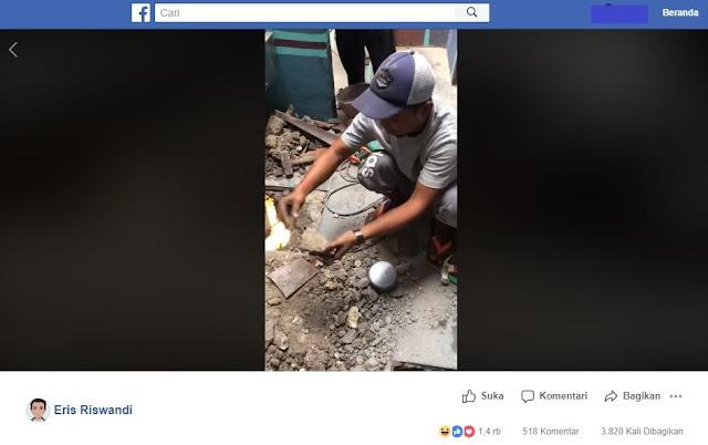 Viral!! Percakapan Ngakak Pekerja Bangunan Dengan Bule,