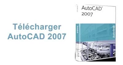 Telecharger, AutoCAD 2007, gratuit, CAO, 2D ou 3D.  logiciel, autocad 2007, autodesk, gratuit,version gratuite, installer autocad,Windows, 32bits.