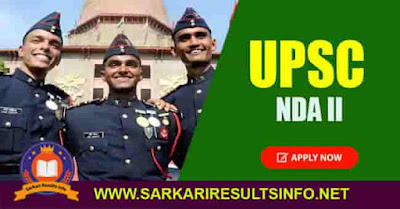 UPSC NDA II Apply Online 2020 | National Defence Academy
