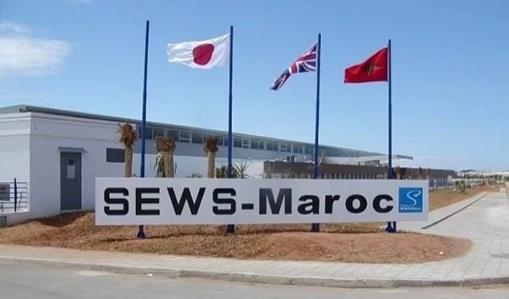"""مصنع SEWS.. تشغيل 50 عاملة """"كــــابلاج"""" بالقنيطرة"""