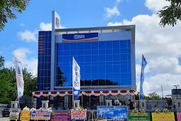 Peresmian Gedung Baru Bank Rakyat Indonesia (BRI) Cabang Saumlaki