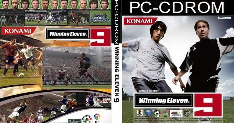 تحميل لعبة كرة القدم winning eleven 2009 للكمبيوتر pc