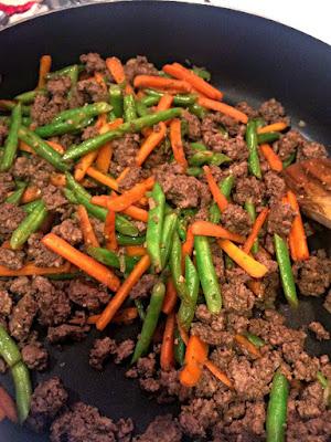 Beef Stir Fry #frugal #healthystirfry