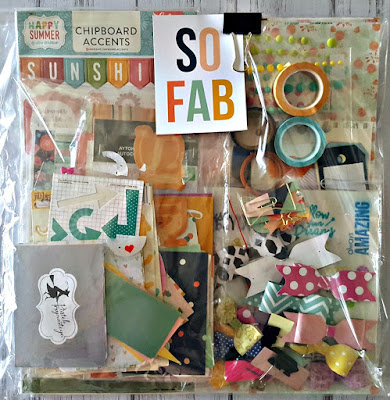 So Fab - June Counterfeit Kit Challenge
