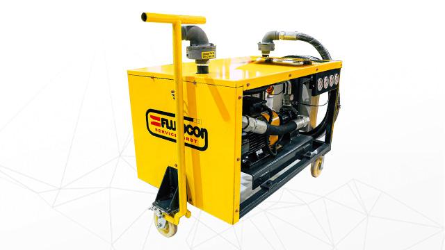 Portable Filter Cart Fluidcon