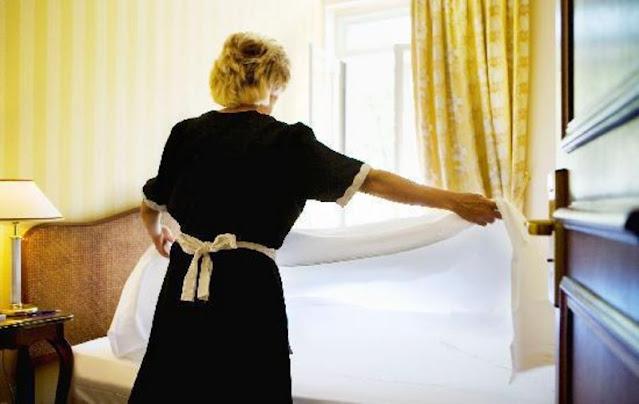 Ζητείται καμαριέρα με προϋπηρεσία από ξενοδοχείο στην παλιά πόλη του Ναυπλίου