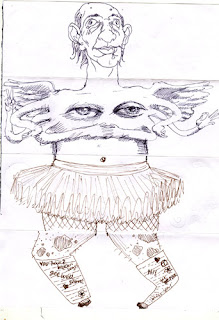 The Art Of Visual Thinking Exquisite Corpse