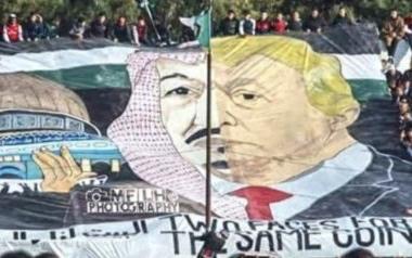 هذه الصورة كادت أن تعصف بالعلاقات الجزائرية السعودية