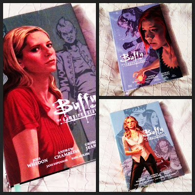 Buffy the Vampire Slayer Season 9 by Joss Whedon, Georges Jeanty (Artist), Andrew Chambliss, Scott Allie, Jane Espenson, Karl Moline (Artist), Cliff Richards (Artist)