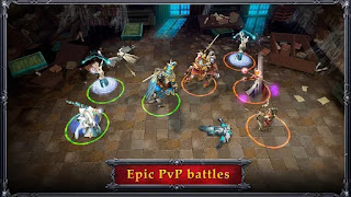 Download Game Lords of Discord V1.0.26 MOD Apk