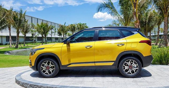 Chi tiết Kia Seltos bản Premium cao cấp nhất tại Việt Nam