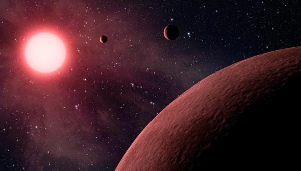 Cinco planetas se verán al atardecer esta semana