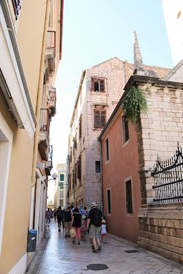 Croatia Travel Blog Post, Zadar