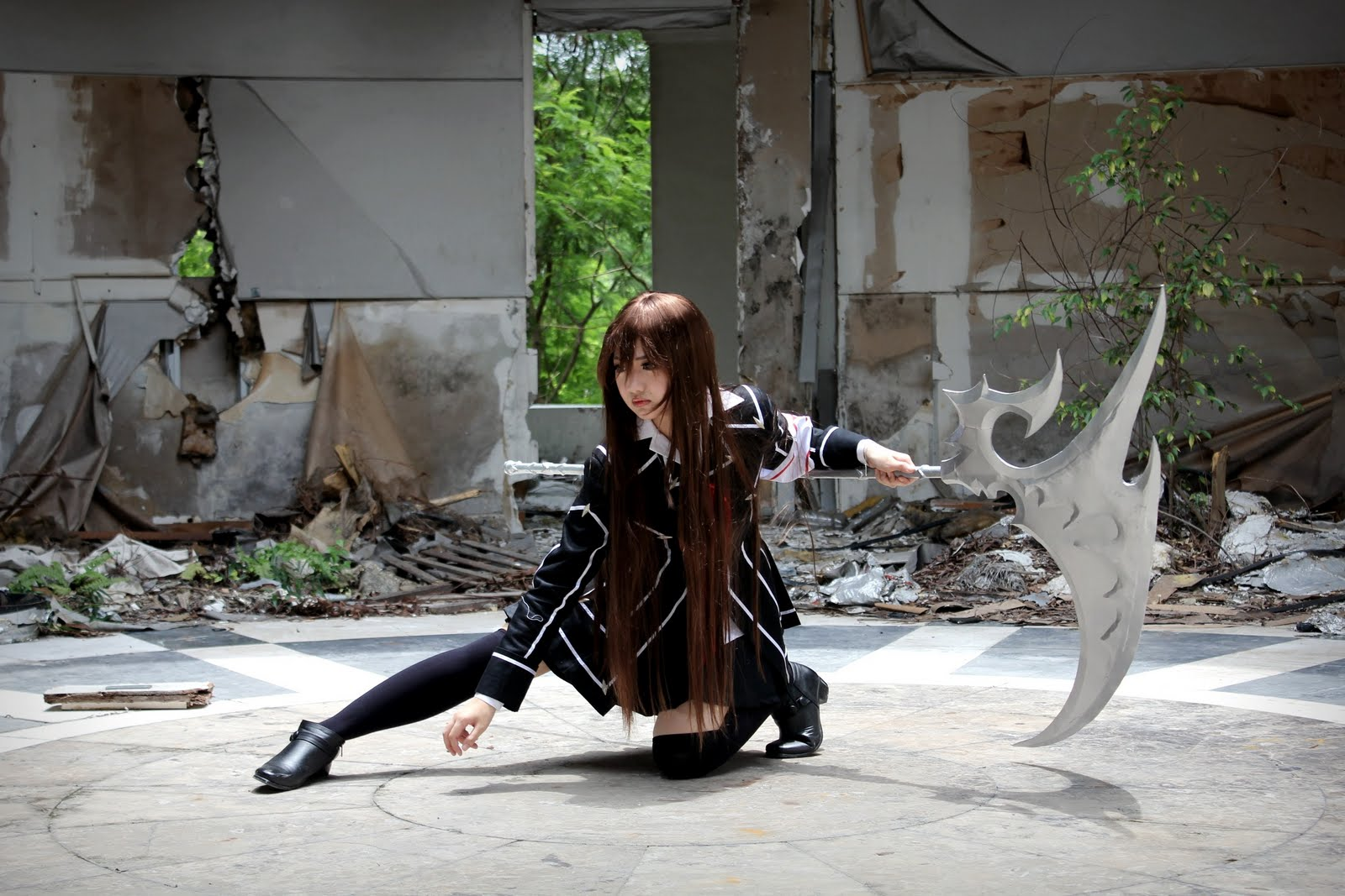 Lee Ji Yoon( ´ ` )ノ 이지윤: Vampire Knight Guilty (Cosplay ...