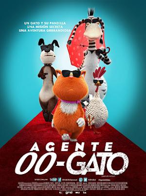 Agente 00-Gato [1080p/720p] [Latino] [Mega - Mediafire]