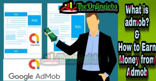 How to earn money from admob
