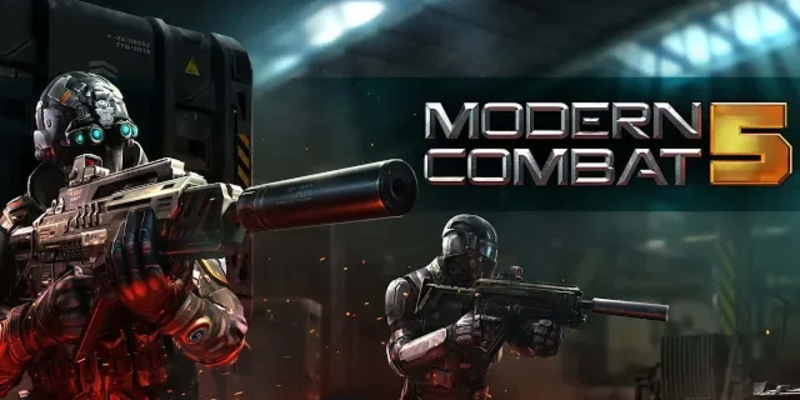 Modern Combat 5 Android