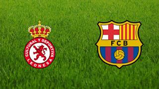 مشاهدة مباراة برشلونة وكولتورال ديبورتيفا ليونيسا بث مباشر بتاريخ 05-12-2018 كأس ملك إسبانيا