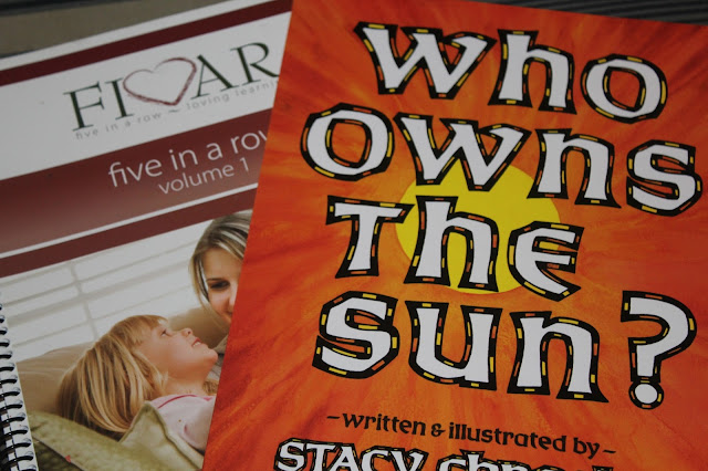 Five in a Row: Who Owns the Sun?