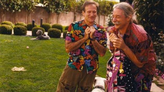 Robin Williams,Pablo Neruda, Patch Adams, Gesundheit, Facebook,PHILIP SEYMOUR HOFFMAN, el club de los libros perdidos,