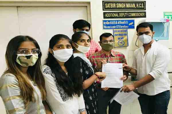 abvp-demand-free-education-since-lockdown-in-haryana-news