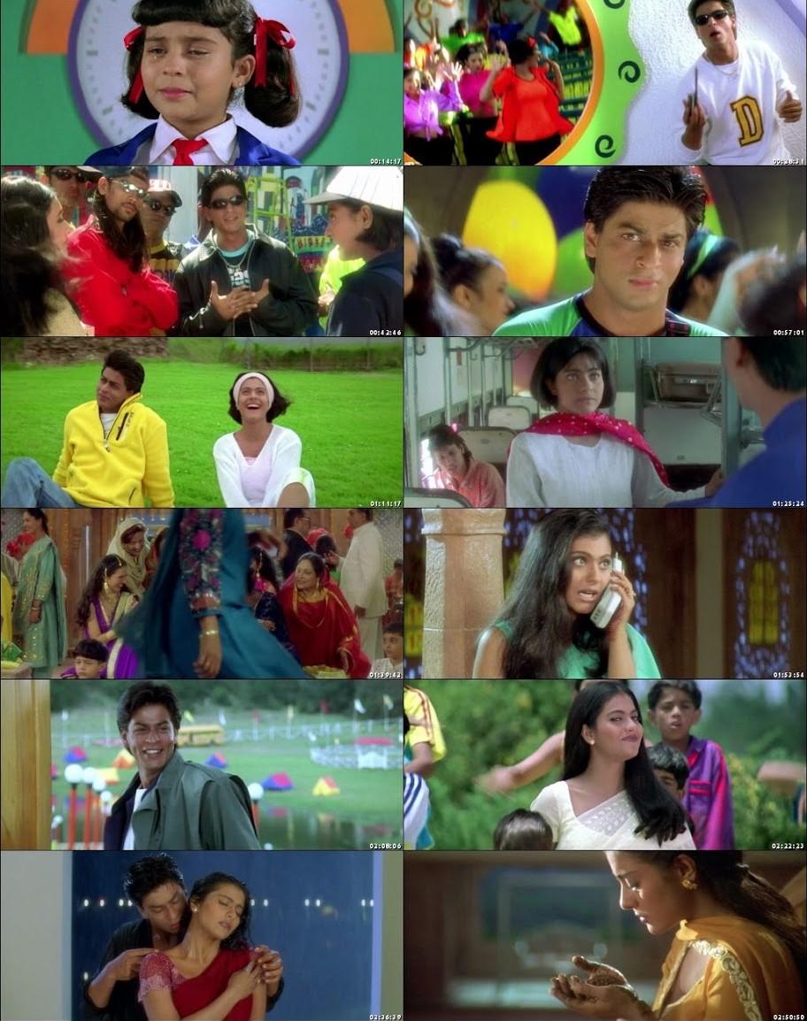 Kuch Kuch Hota Hai 1998 Full Hindi Movie Online Watch
