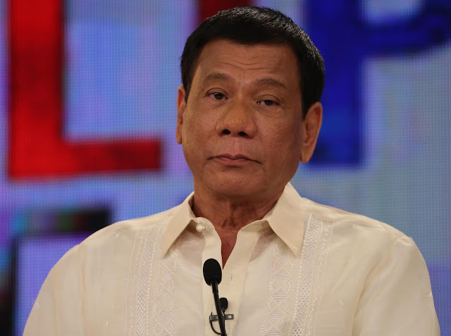 'I Cannot Just Play Silent!,' Duterte Answers Gordon.