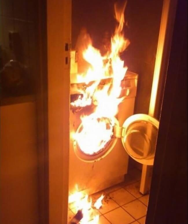 26 Times Life Went Unbelievably Wrong - I only wanted to do the laundry.